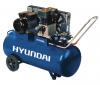 HYUNDAI Model: Η100L Ισχύς: 3,0hp Χωρητικότητα: 100Lt Απόδοση: 350Lt/min Πίεση: 10Αtm Tάση: 220V αεροσυμπιεστες