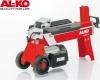 Γερμανικο AL-KO LSH-4 Σχιστήριο ξύλων  Ισχύς 1500W Δύναμη κοπής 4 τόνων Μέγιστη διάμετρος κορμών 25cm Μέγιστο μήκος κοπής κορμών 37cm Βάρος 40 Kgr