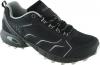 A ορειβατικό  Cross black kapriol Italy 340gr Εξαιρετικά ελαφρύ παπούτσι σχεδιασμένο με πρωτοποριακά υλικά που επιτρέπουν τη μέγιστη προσαρμοστικότητα σε οποιοδήποτε σχήμα ποδιών καθιστώντας το ιδιαίτερα άνετο. Η μεσαία σόλα EVA εγγυάται μεγάλη απορρόφηση