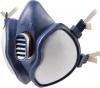 3M 4251 p2  Μάσκα μισού προσώπου σκόνης και σωματιδίων.  Χαρακτηριστικά:   -Μάσκα 3M Σειράς 4000 -3Μ 4251 Μάσκα για / Σωματίδια και σκόνης P2 -Χωρίς ανάγκη συντήρησης -EN405:2001 +A1:2009 -FFA1P2 R D   -Facepiece:  Χαμιλού προφίλ για καλύτερη περιμετρική