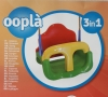 Κούνια πλαστικη κρεμαστη μέγιστο βάρος 60kg εξωτερικού χώρου με σχοινιά ρυθμιζόμενα. Ιταλική made in Italy Europe.  3σε 1 από μωρά έως 4+ χρόνων παιδάκια. Βγάζοντας τα προστατευτικά μπροστά και πλάτης γίνεται κανονική κούνια. Αποστολη σε όλη την Ελλάδα με