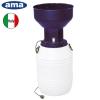 Ama italy Nova μύλος ζωοτροφών με δοχειο 1200w 50Lt μεταλλική χοανη