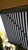 A  Τέντα Σκίασης Κασέτα κασετινα με μεταλλικο κουτι αλουμινιου προστασιας.Γερμανιας Γερμανικες 4 μετρα  με 2 μετρα ανοιγμα και 3 μετρα με 2,5  μετρα ανοιγμα