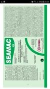 SEAMAC PCT υγρο λιπασμα εκχυλισμα φυκων ενεργοποιητης ανθοφοριας καρποφοριας βιο βιολογικο