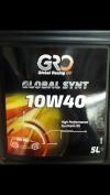 Sae10w40 GRO oils 5lt 5 λίτρων Holland synthetic λάδια συνθετικά ολλανδικά  για βενζίνης κινητήρες αυτοκινήτων auto για σκληρή χρήση ---- Τα συστήνει και η Mercedes Benz Germany και η Man FILTERS