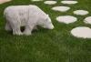 Αρκούδα Γκρι 40cm Αρκούδα Γκρι ΠΕΡΙΓΡΑΦΗ Υλικό: Γρανίτης γκρι Διαστάσεις: Μήκος 40cm  Κάποια μικρή απόκλιση στις διαστάσεις είναι πιθανή λόγω ιδιαιτερότητας του υλικού.  Χρήσεις: Χρησιμοποιείται σε μπαλκόνια, σε αυλές, κήπους και γενικά στον περιβάλλοντα