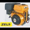 A   GE 13 E Zeus lam Βενζινοκινητήρας με μίζα.  Χαρακτηριστικά  Ισχύς max : 9,6(kw/3600rpm) Χωρ. δοχείου βενζίνης : 6.5 lt Χωρητικοτήτα λαδιού : 1.1 lt Καθαρό βάρος : 31 kg Άξονας : 88Χ64 Αερόψυκτος 4χρόνος σχεδίαση που αυξάνει την απόδοση της καύσης εύκο